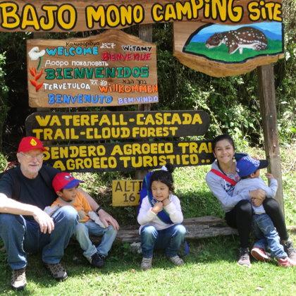 Bajo Mono Camping Site