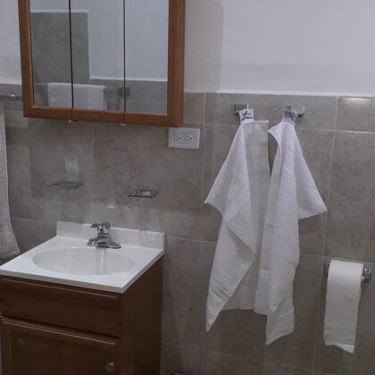 Baño privado - Aparthotel Boquete