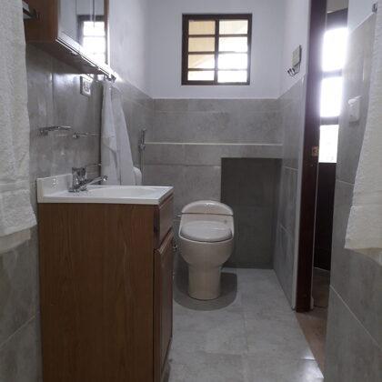 Baño privado con servicio-bidet